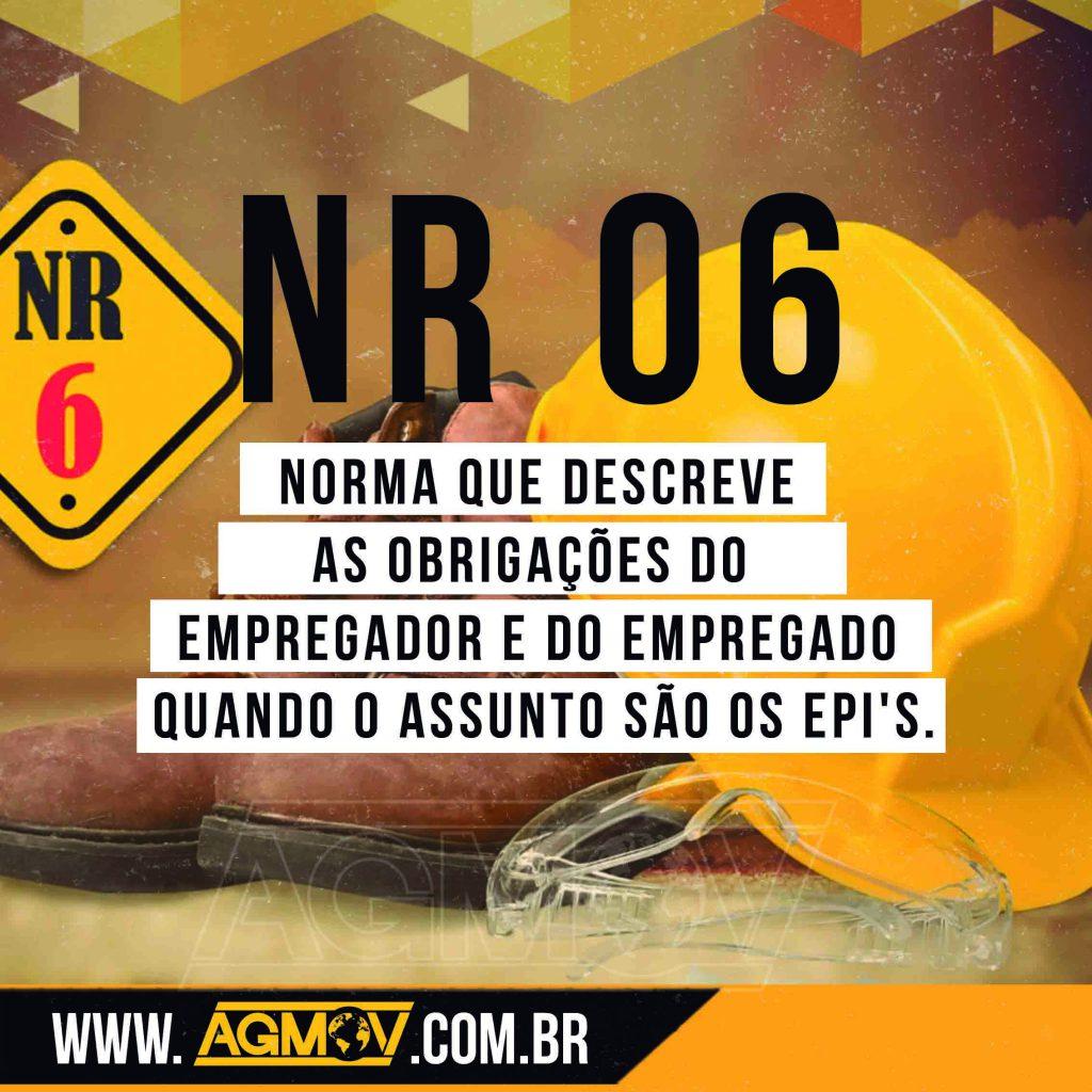 NR-06 você conhece as obrigações?