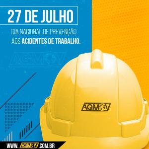 Dia nacional de prevenção aos acidentes de trabalho. alt